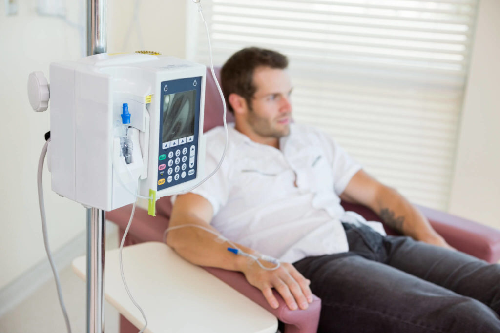 infusion therapy center long island ny